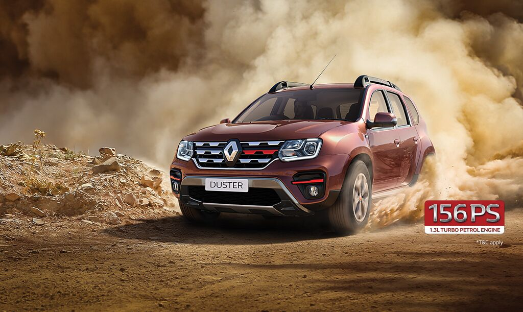 The True Suv Renault Duster Renault India