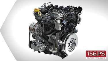 1.5 litre petrol engine
