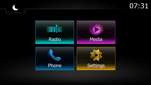 Apple CarPlay™ for Media Nav Evolution