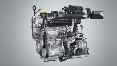 1.0L turbo petrol engine