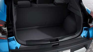 cargo space of 405L
