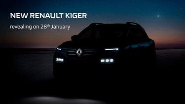 Renault KIGER KV