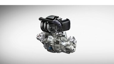 AVAILABLE IN ADVANCED 1.0L AND 0.8L ENGINES