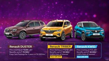 Renault - October Offers