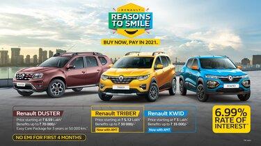 Renault - September Offers