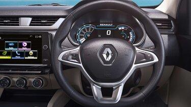 steering mounted audio & phone controls