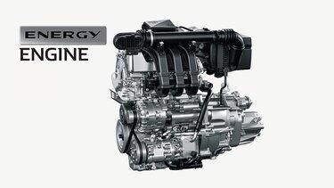 Renualt TRIBER Energy Engine