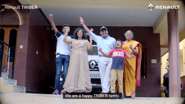TRIBER Families | Naveen Gajan and family