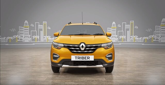 Product Video | Renault TRIBER