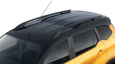 stylish roof rails