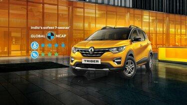 Renault TRIBER  Easy-R