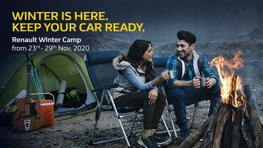 Renault Winter Camp 2020