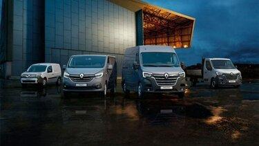 Renault gamma veicoli commerciali