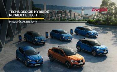 Motorizzazione ibrida E-TECH Renault
