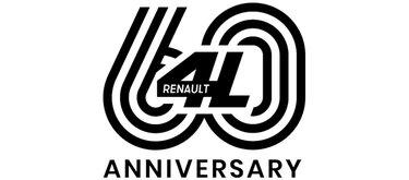 Renault 4L, un'auto storica: i 60 anni di un'icona
