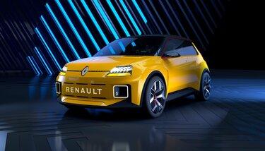 Renault 5 E-TECH: l'auto elettrica del futuro