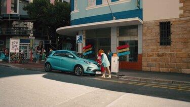 Renault ZOE Auto Elettrica