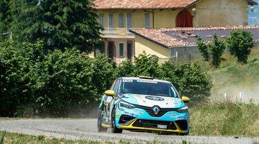 Clio Trophy Italia, Rally di Alba