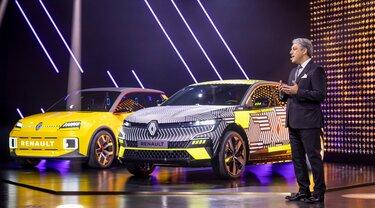 auto elettriche, strategia Renault eWays