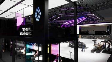 Renault al Salone dell'Auto IAA di Monaco di Baviera