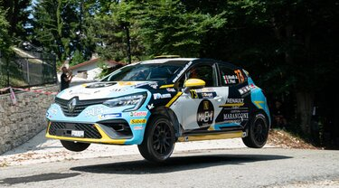 Clio Trophy Rally Treviso Nicelli