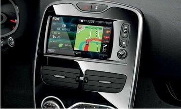 aggiornamento mappe - Renault EASYCONNECT
