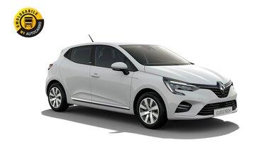 Nuova Renault CLIO hybrid autocarro