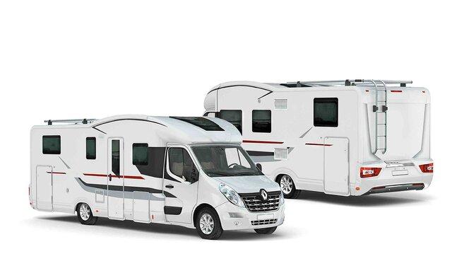 Renault e il camper