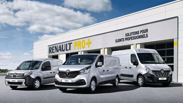 Scopri Renault PRO+