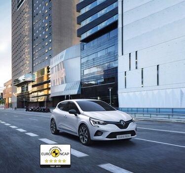 CLIO Citycar ibrida esterni