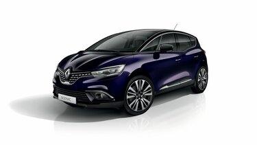 Renault SCENIC gialla