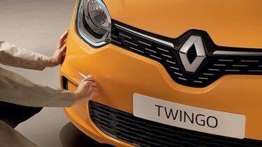 Carrozzeria Twingo Electric
