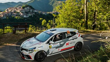 I campionati Rally Renault