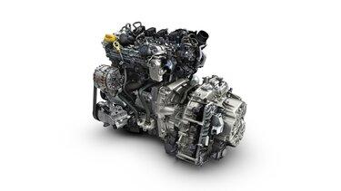 Captur moteur 1.3 Ttce ch EDC7