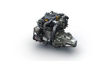Moteur dCi 115 Clio