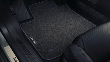 Tapis de sol textile  - MEGANE Sedan
