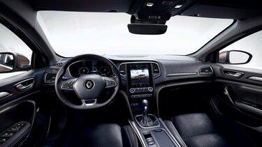 Nouvelle MEGANE Sedan Techno-cockpit