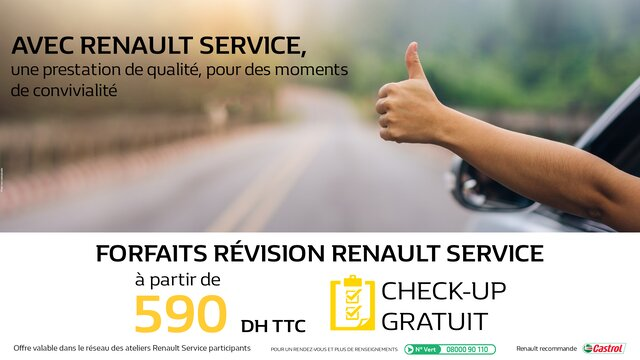 Renault - Offre