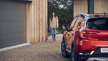 Carga a distancia y temperatura interior - MY Renault
