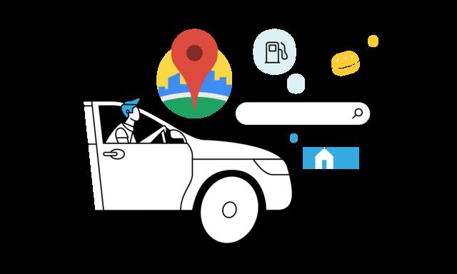 MY Renault App - Voyage parfait