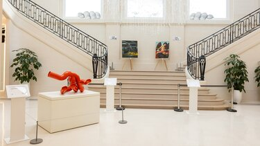 Exhibition of the Renault Foundation Art Collection