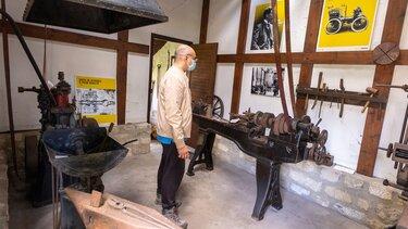 Louis Renault workshop