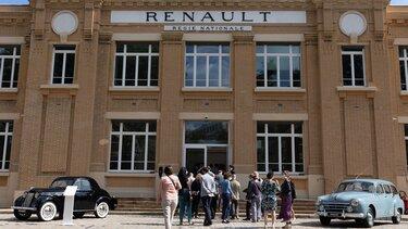 Historic Renault headquarters