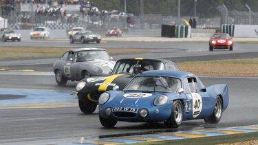 Le Mans Classic 2020 Alpine