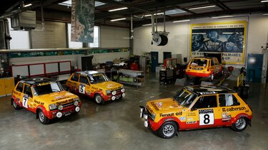 Workshop life: Monte-Carlo Rally, 2018