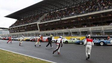 Le Mans Classic 2020 course
