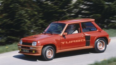 RENAULT 5 TURBO cahiers passion