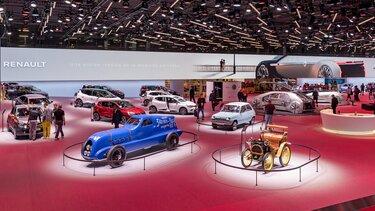 Actus Renault Classic