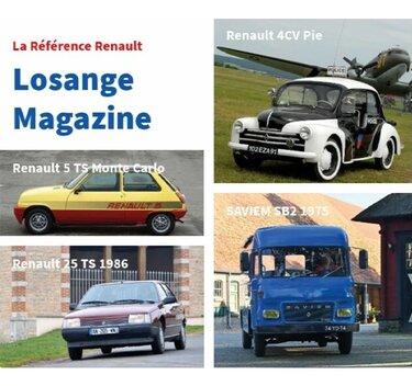 Losange Magazine Edition n°15
