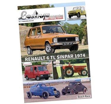 Losange Magazine 12th edition